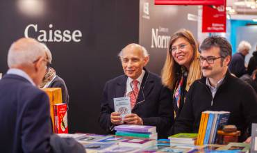 Salon du Livre de Paris 2019