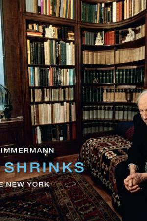 FIFTY SHRINKS - PORTRAITS DE NEW-YORK de Sebastian ZIMMERMAN